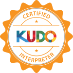 KUDO Certified Conference Interpreting